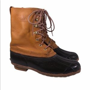 Liberty Steel Shank Rubber Boots